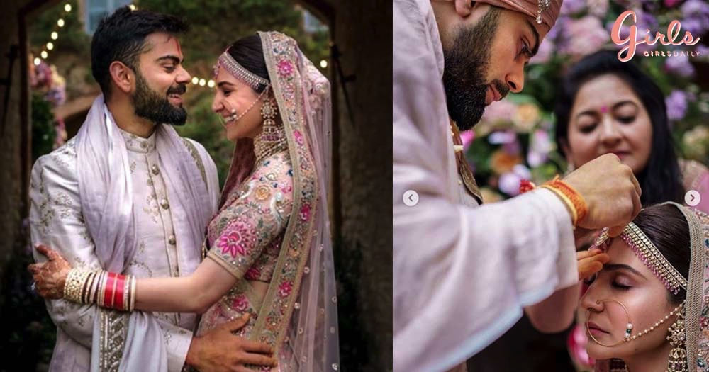 Celebrating #Virushka's First Wedding Anniversary With Unseen Photos & Video Of Their Blissful Marriage