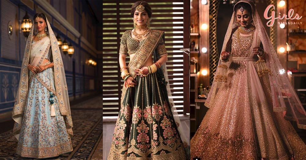 15 Different Colours For Wedding Outfits That Are Every Bride's Dream!