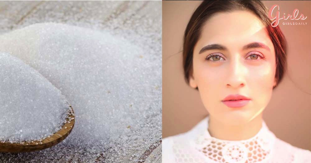 6 Clever Uses Of Sugar For Soft & Glowing Skin!!
