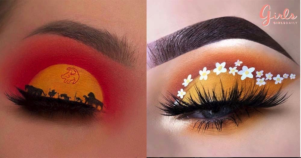 23 Mesmerising Eye Makeup That Will Leave You Amazed!!