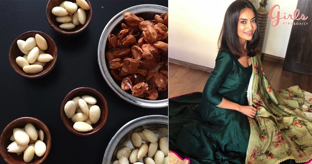 6 Fab Uses Of Soaked Almonds For Glowing Skin & Glossy Hair