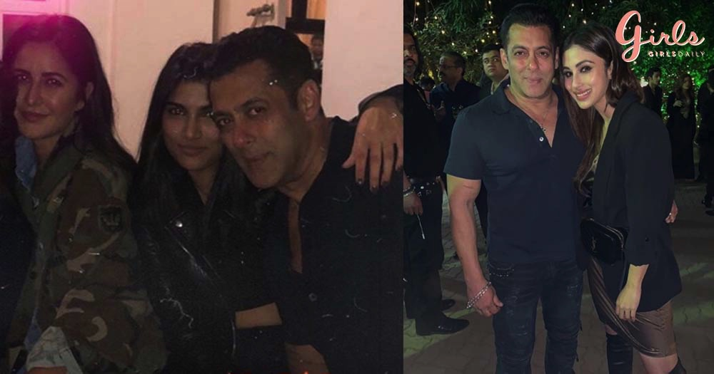 Food, Laughter & Dance: Salman Khan Celebrates His 53rd Birthday With The Bollywood Fam-Bam!