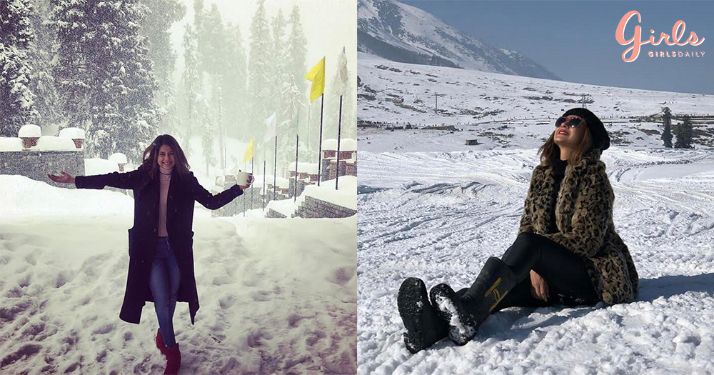 Jennifer Winget's Beyhadh Mohabbat For Kashmir Will Give You Major Vacay Feels!