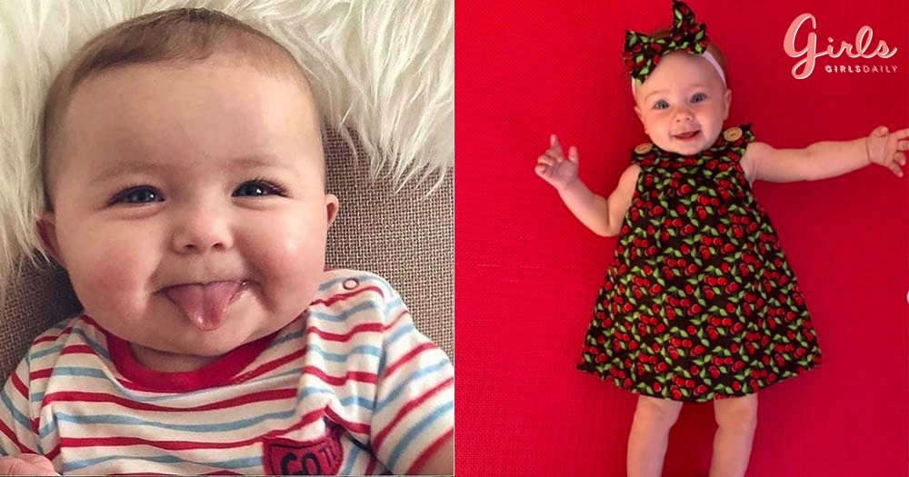 21 Baby Photos On Insta That Will Make Your Weekend More Joyful!!