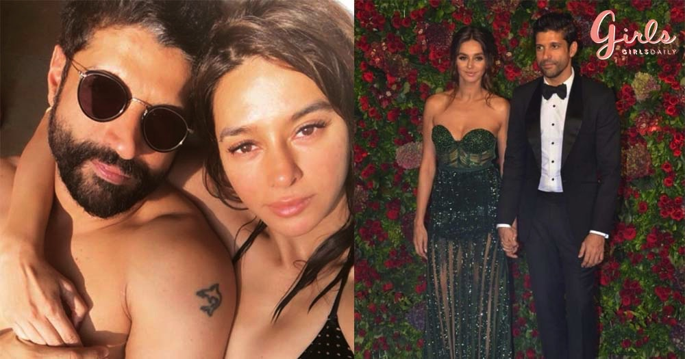 B'Day Boy Farhan Akhtar's Secret Engagement With GF Shibani Dandekar Has Our Hearts Breaking