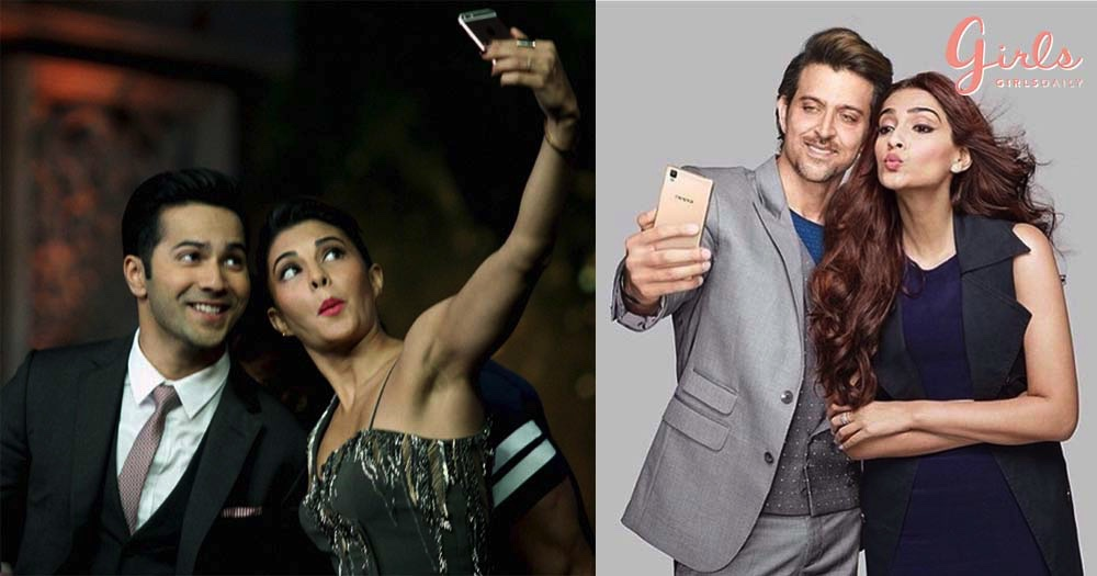 Celebrities Share 6 Tips To Click Perfect Selfies!!