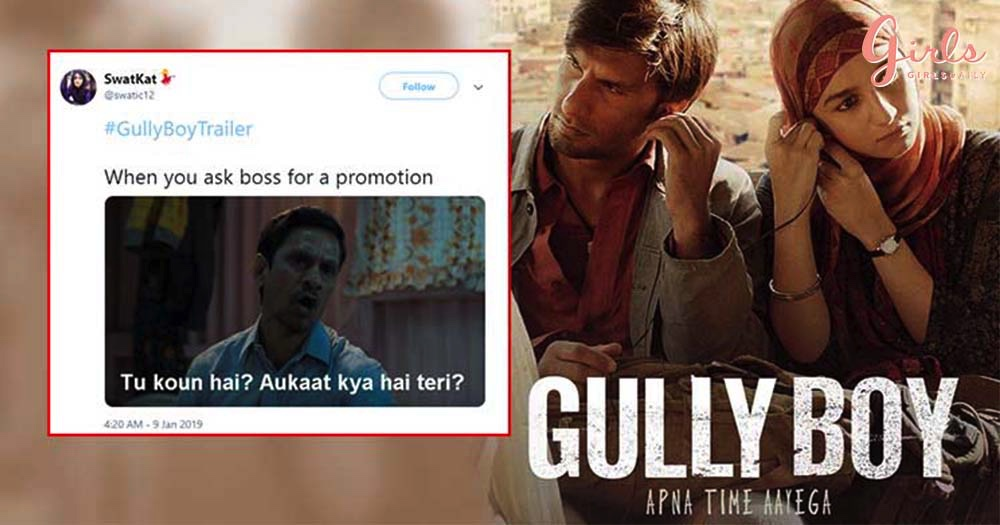 These Gully Boy Memes Will Make You Say Hass Hass Ke *Marr Jayenga Tu*