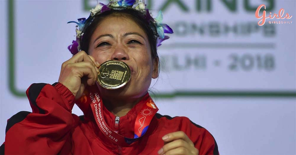 The Majestic Mary Kom Becomes The World's Number One Female Boxer And We Are So Proud