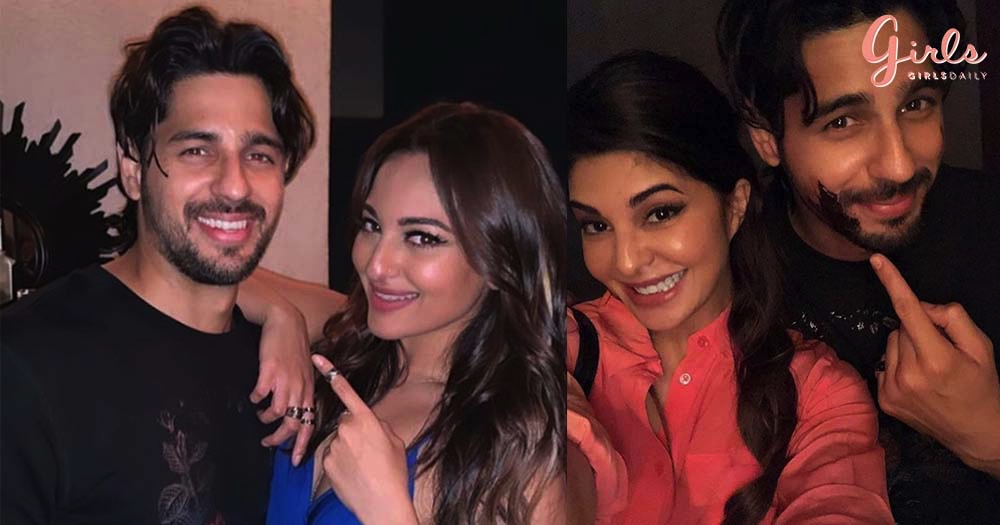 Bollywood Does *Party All Night* For Sidharth Malhotra's 34th Birthday Celebrations