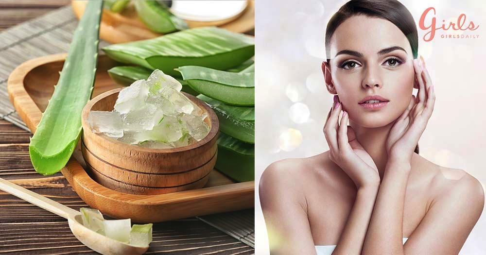 Here's Why Aloe Vera Is Your Skin's Best Friend