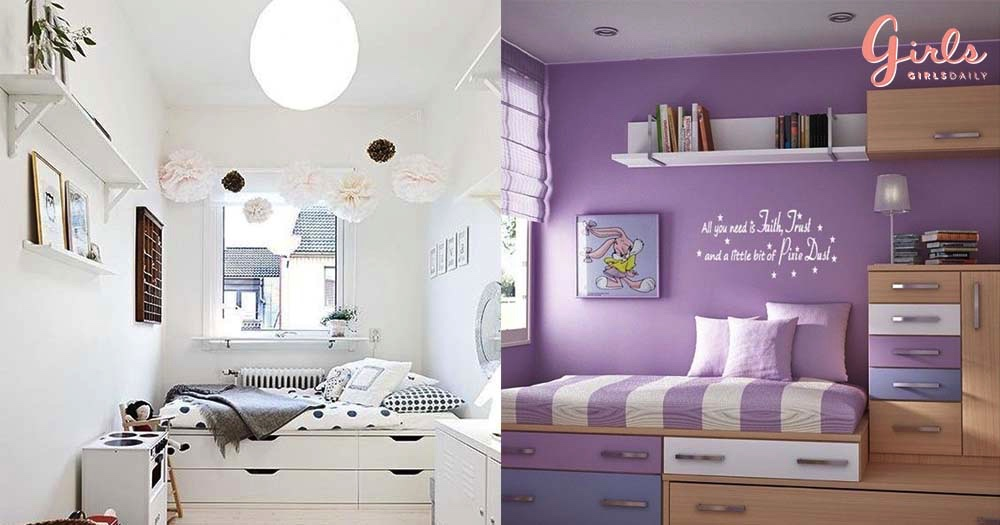 10 Smart Ways To Make Your Small Space Look Bigger!!