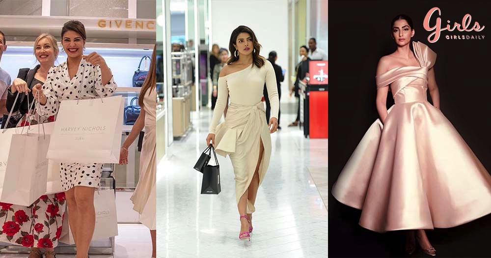 These 8 Bollywood Celebrities Love Shopping At These Destinations!
