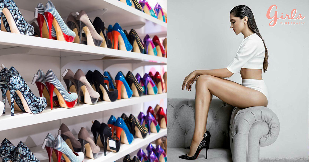 8 Types Of Heels Every Lady Should Have In Her Wardrobe!!