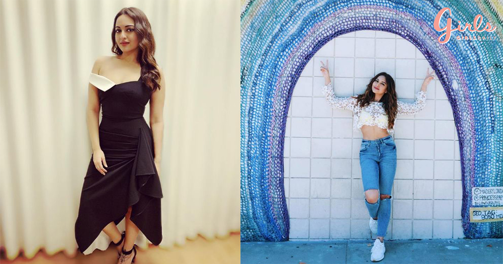 #StyleGame- Sonakshi Sinha's Recently Refashioned Wardrobe Is Blowing Our Minds!!