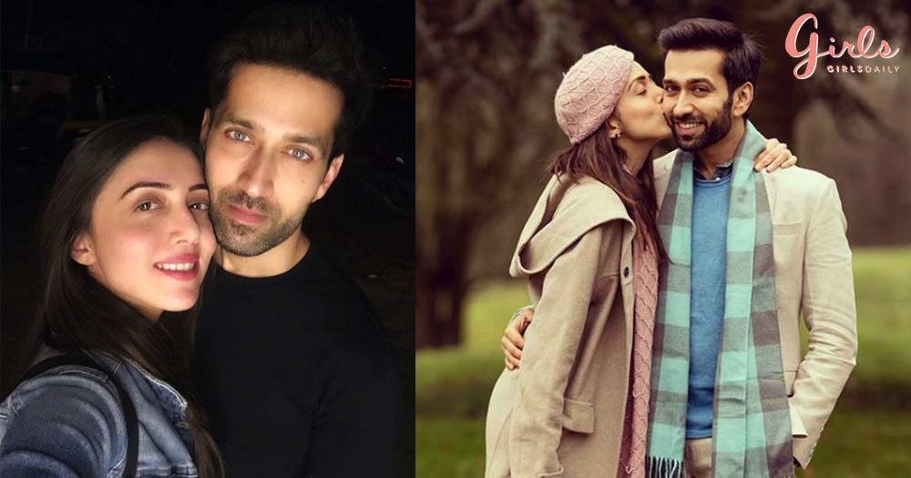 #LoveAtFirstSight: 10 Photos Of Actor Nakuul Mehta & Bae Jankee Parekh That Will Win Your Hearts