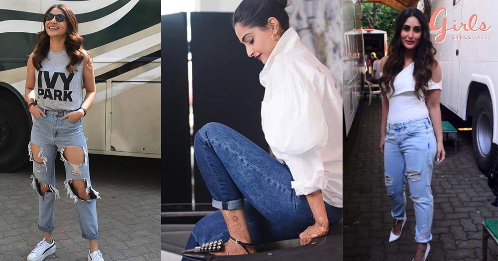 8 Different Kinds of Jeans That Every Lady Should Have In Her Wardrobe!!