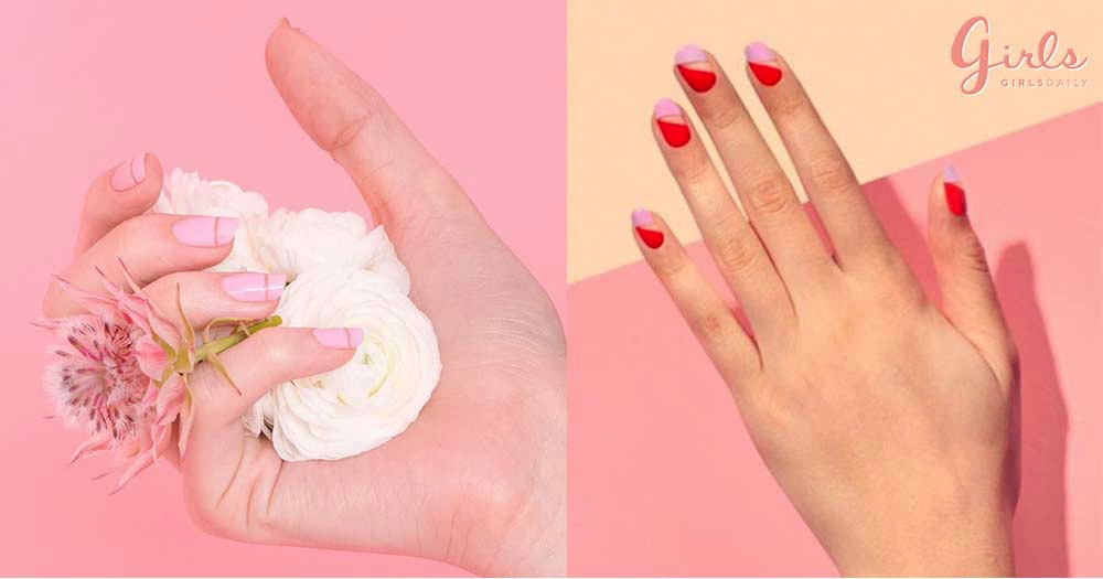 #NailArtInspo: 15 Cute Nail Art Designs As A Sweet Reminder Of Hearts On Valentine's Day