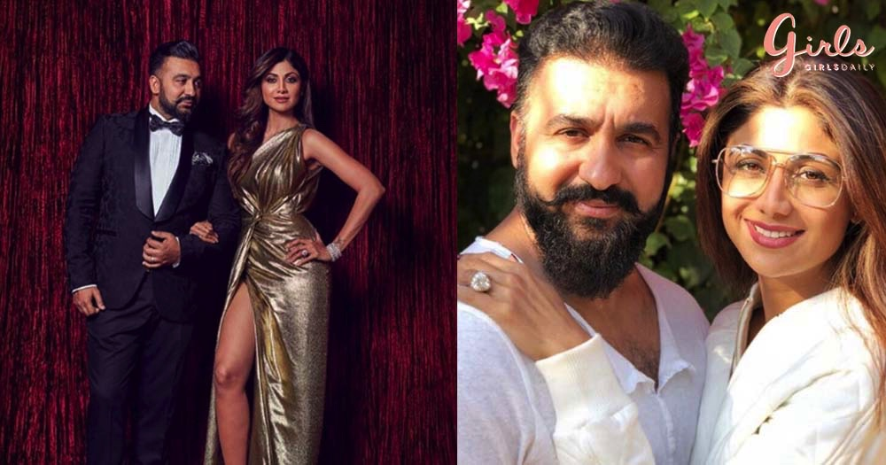 Shilpa Shetty Shares This 11 Year Old Picture & Celebrates *Propose Day* With Hubby Raj Kundra