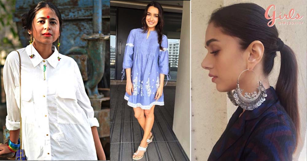 5 Accessories You Can Use To Add Desi Touch To Your Western Look!!