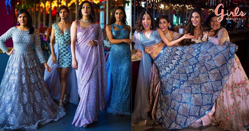 Bride-To-Be Neeti Mohan Gets Her Pre-Wedding Photoshoot Done, No Not With Hubby But Her *Sister Squad*