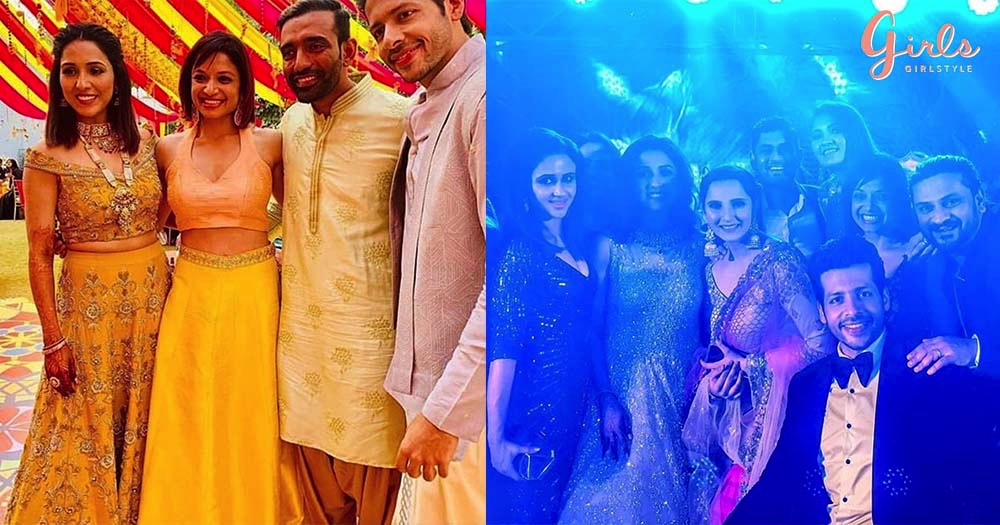 Pictures From Neeti Mohan's Wedding Festivities Are Here & We Are Spotting Some Glamour!