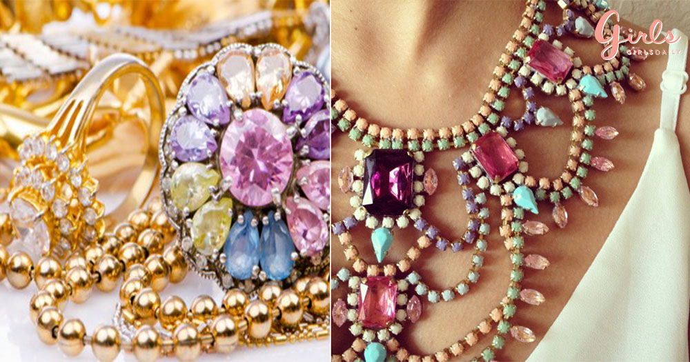 3 Easy Ways To Clean Accessories & Keep Them Bling-Y!!!