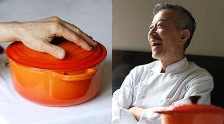 ル・マンジュ・トゥー オーナー・シェフ 谷昇さん