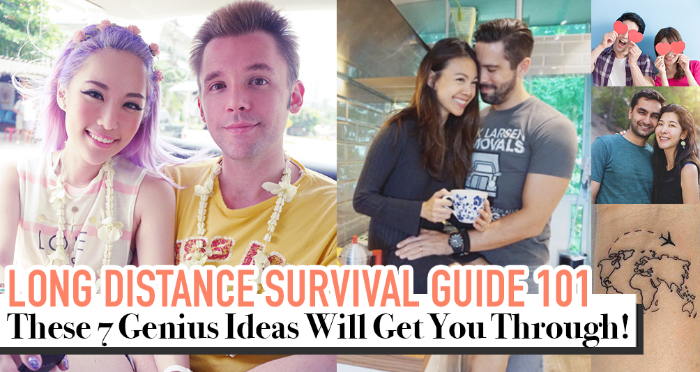 Long Distance Relationship Survival Guide 101. It's Not That Bad After All, We Have You Covered!