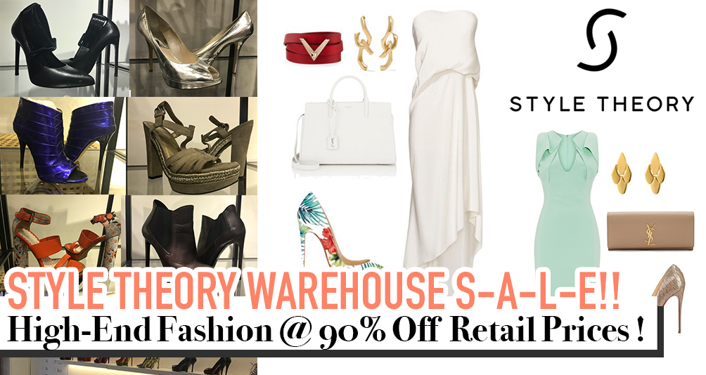The Rise Of High-End Fashion At Pocket Friendly Prices// Style Theory S-A-L-E 2018!