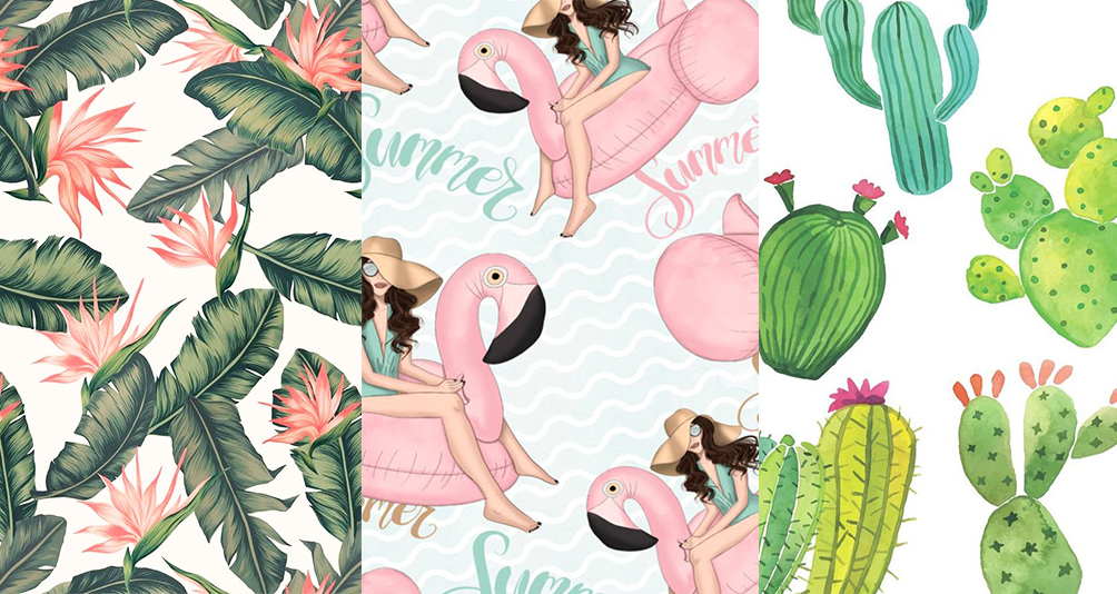 18 Summer Wallpapers That Can Make You Feel Like You're On Your Dream Vacay