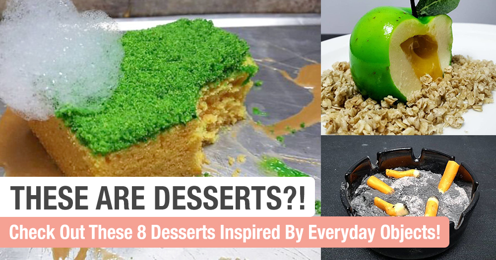 You Won't Believe These 8 Desserts Are Edible!