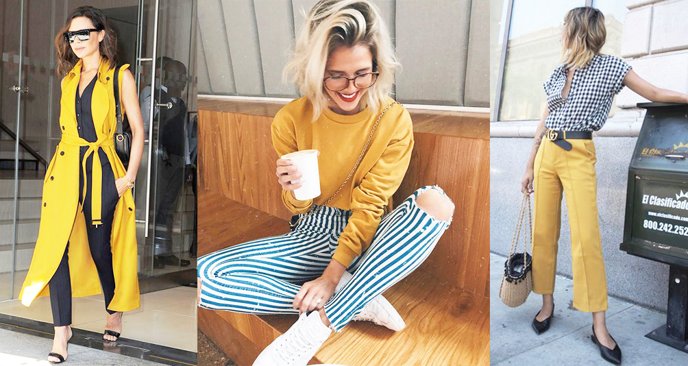 This Is How You Can Pull Off That Mustard Piece On Sale!