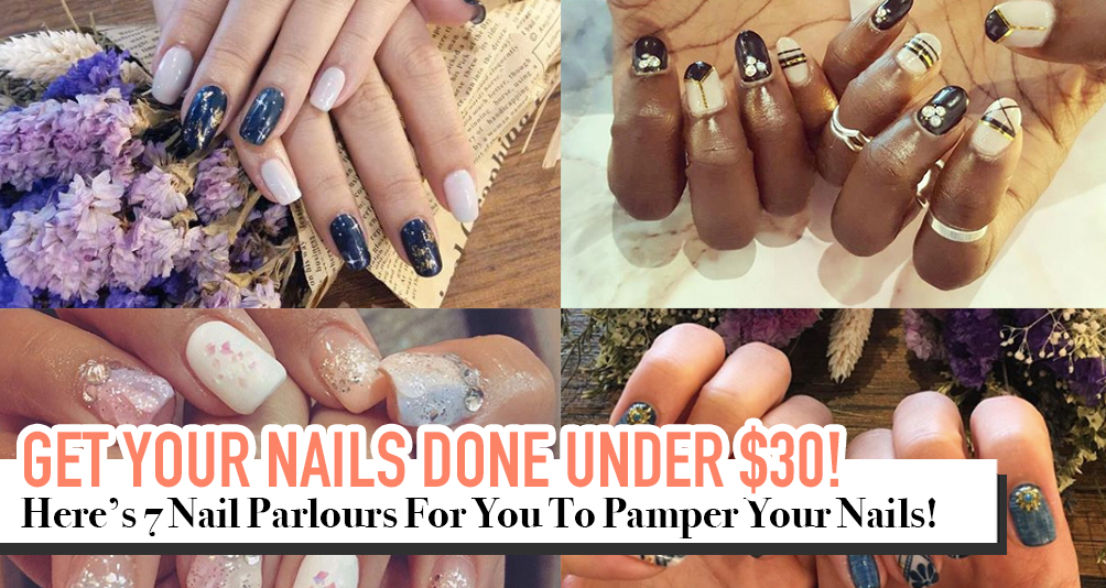 7 Places To Get Your Nails Done Under $30 With No Crazy Waits!