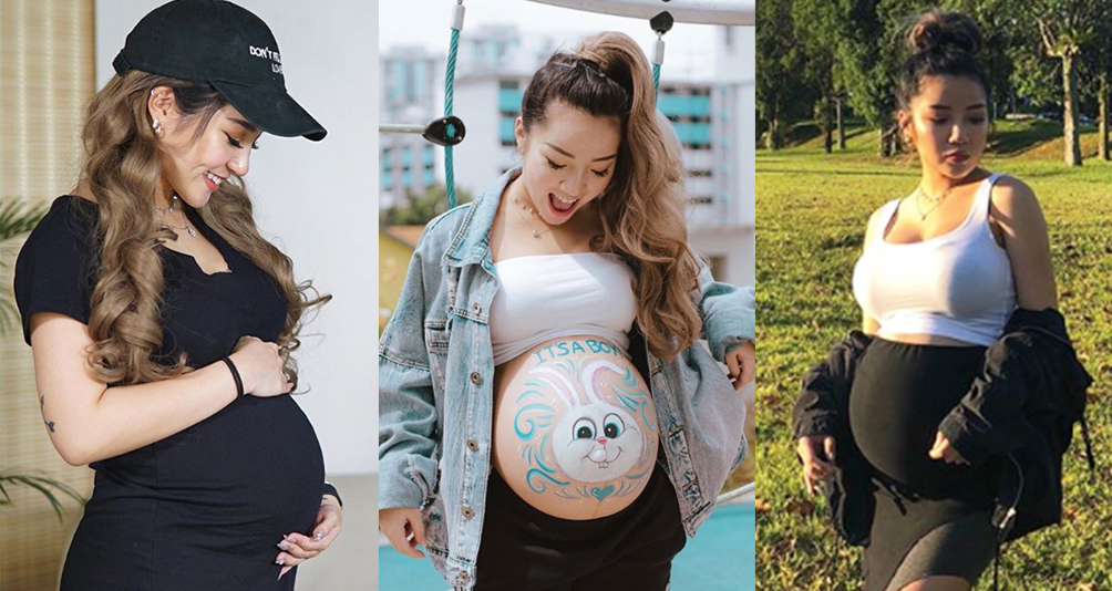 Naomi Neo Finally Does A Gender Reveal And It's A....