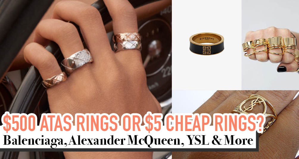 High End Rings At A Glance - Extravagance or Quality Comes First?