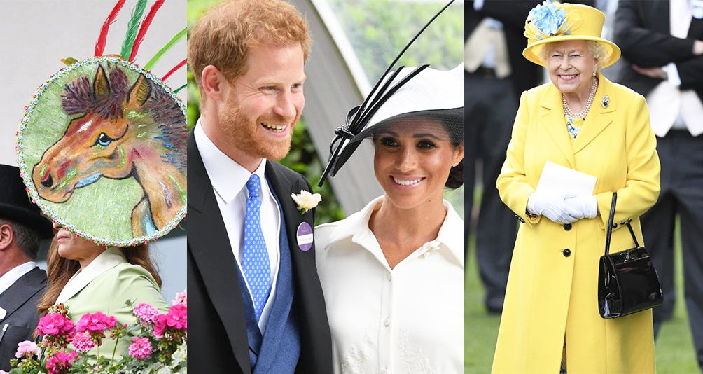 We Love All The Public Events For The Royal Family! // The Annual Royal Ascot