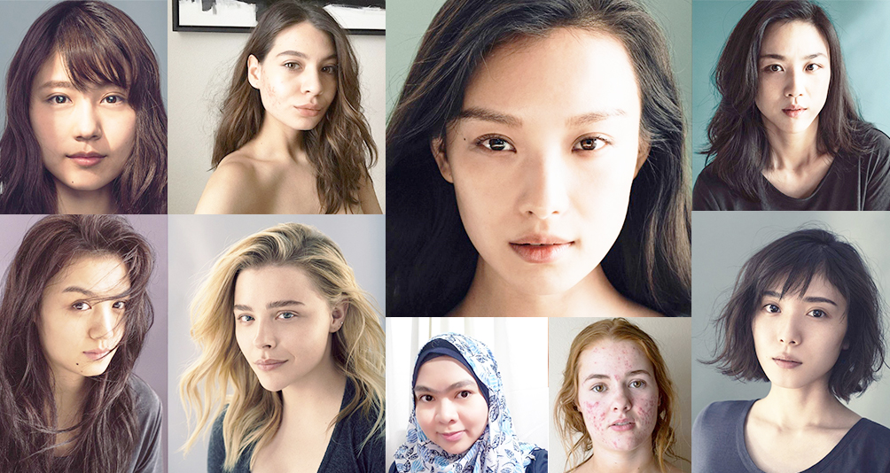 SK II #BareSkinProject Is Honouring Women With A Bare Face Beauty Campaign