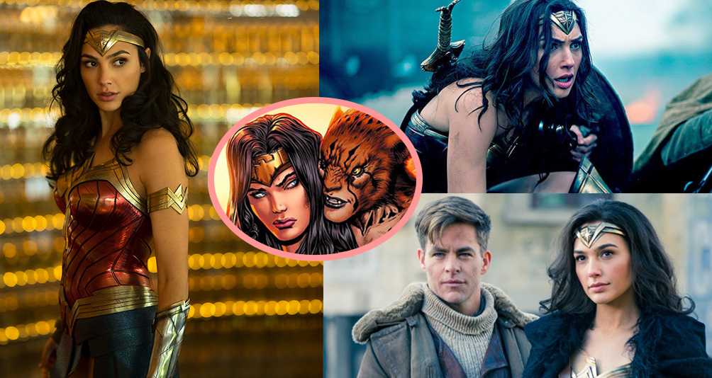 A First Look At Wonder Woman 2: Gal Gadot Suits Up To Fight The Cheetah