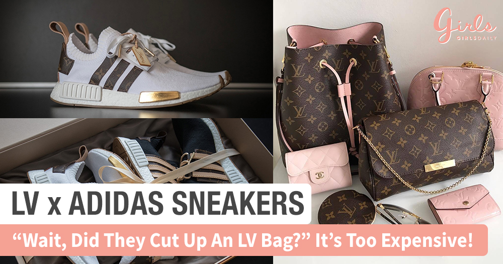 Wow, This Pair Of LV Sneaker Costs More Than My Bank Account!