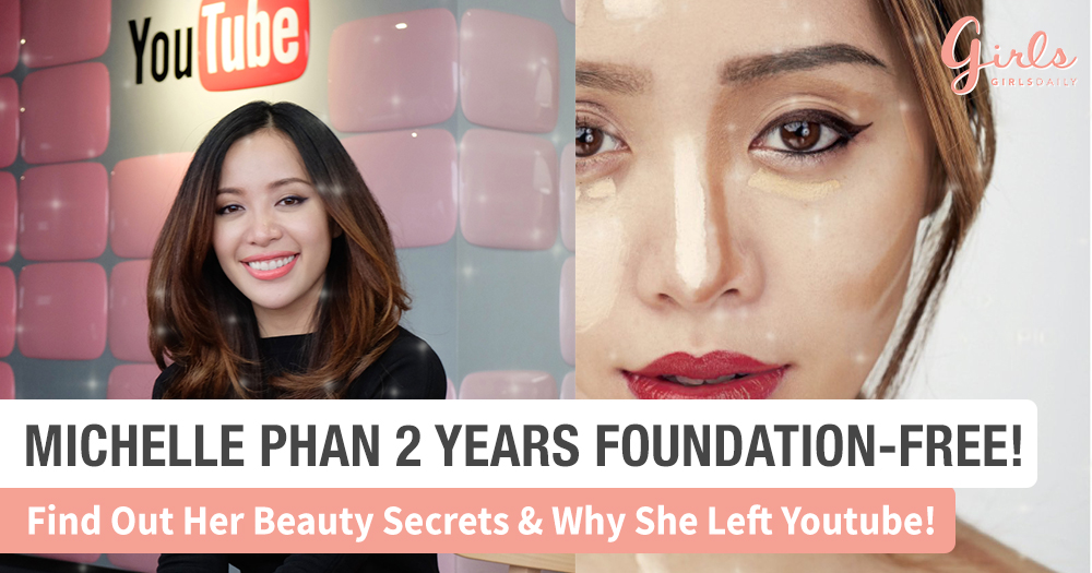 With Almost 9-Million Subscribers, Makeup Guru Michelle Phan Left Youtube & Went On A Skincare Journey~