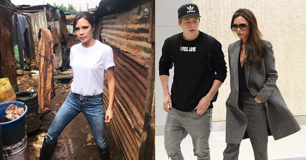 Learn From Victoria Beckham~ From Casual To Office Wear, She's Always On Point!