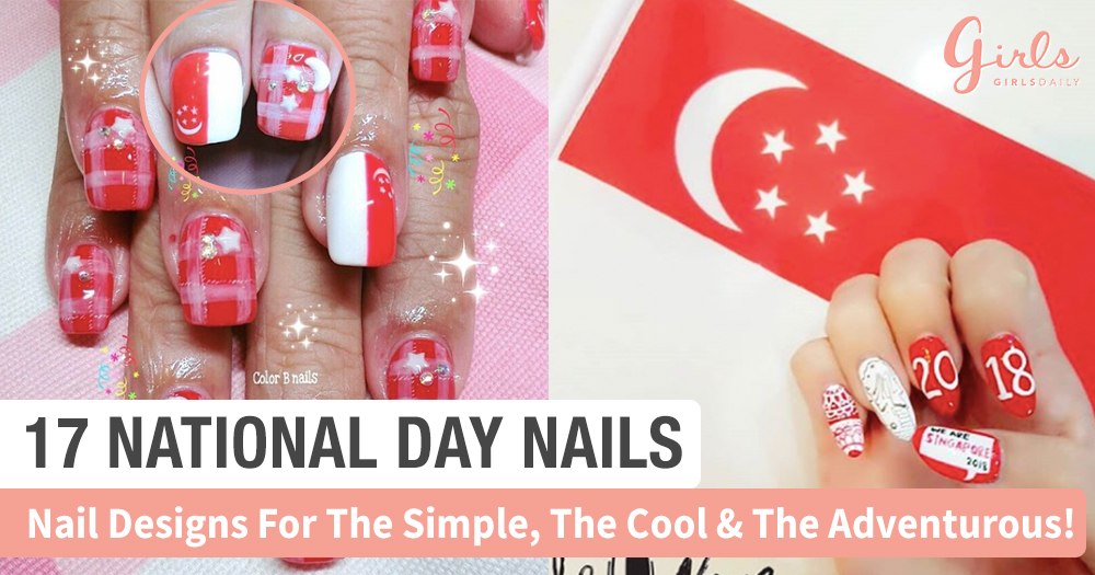 You Need To See These #SG53 Nails Before Your Next Manicure Appointment!