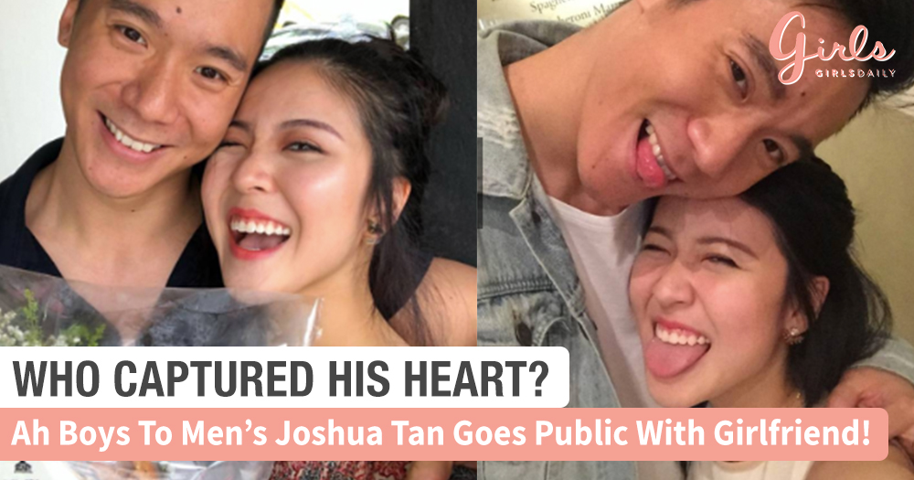 Ah Boys To Men's Joshua Tan Goes Public With Girlfriend After Dating For 7 Months