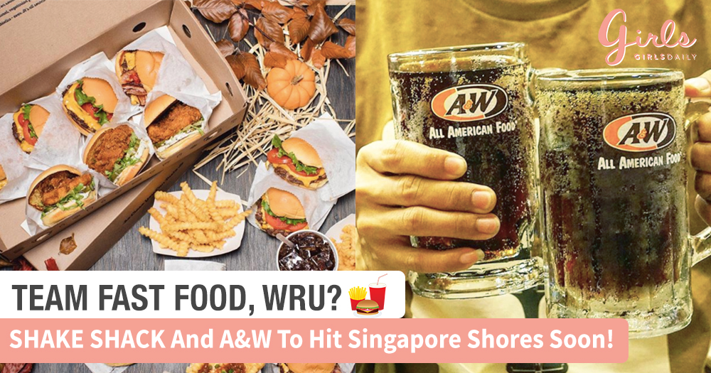 Foodies, Shake Shack And A&W Is Coming For Us Soon! OMG!
