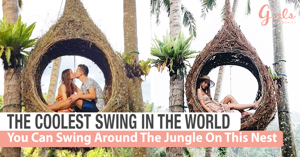 You Can Swing Like Tarzan And Jane From These 'Nests'!