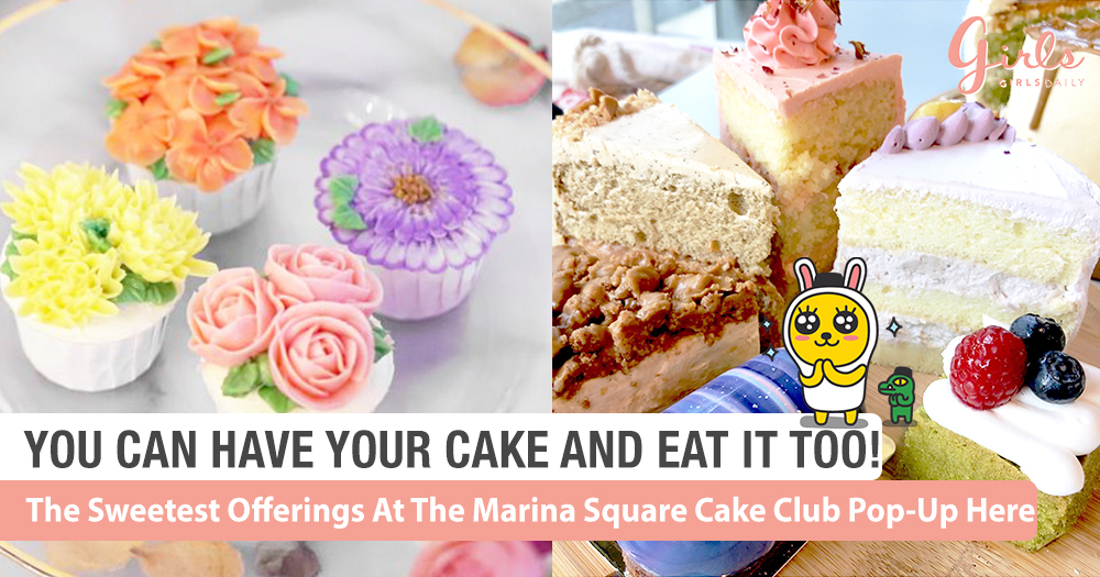 Ditch The Diet And Join Us For A Sugar-High At The Cake Club!