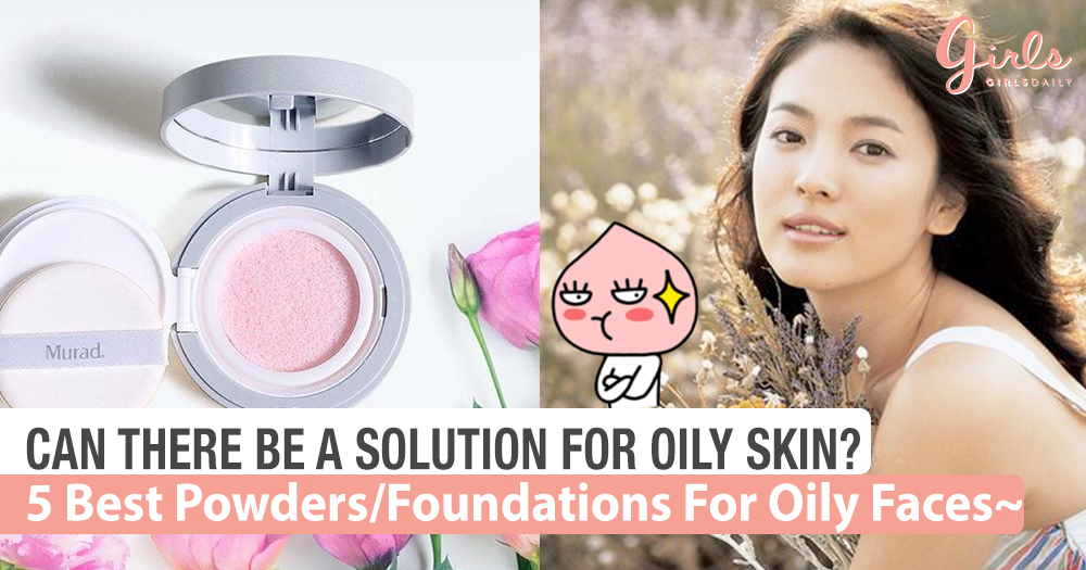 5 Best Powders/Foundations For Singapore's Weather/Oily Faces