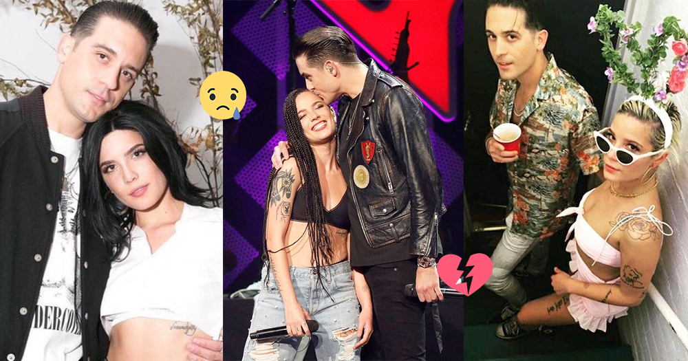 No More Him & I: Halsey & Rapper G-Eazy Called It Quits