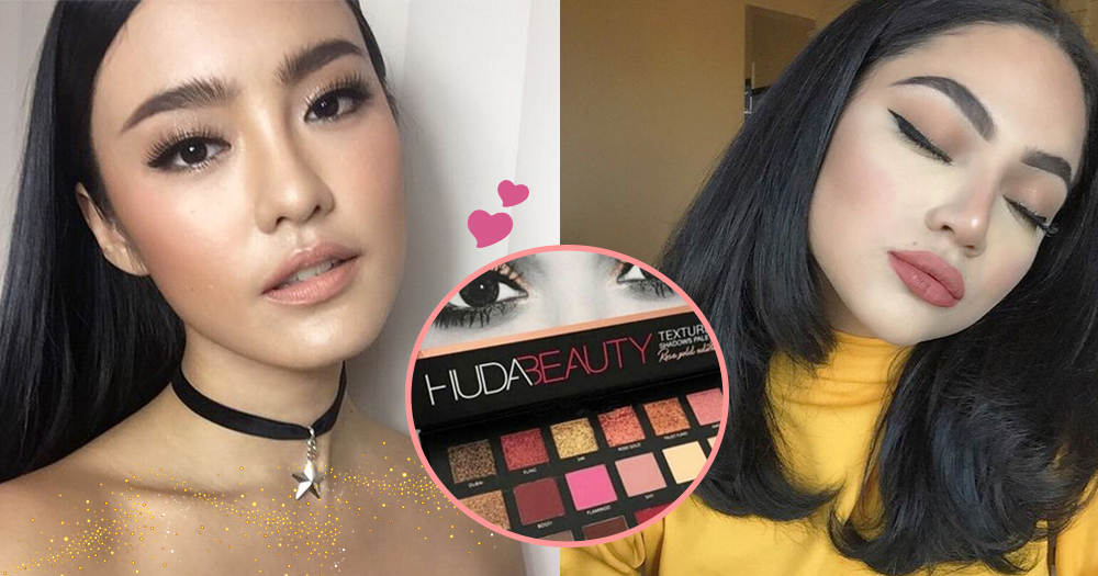 OMG! Huda Beauty Is Finally Coming To Singapore! Thanks, SEPHORA!