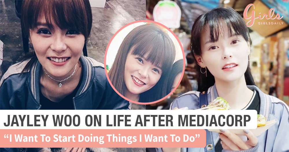 From Singapore To China: Jayley Woo Is Ready To Freelance And Chase Her Dreams